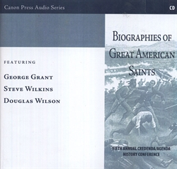 Biographies of Great American Saints - CD