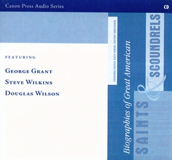 Biographies of Great American Saints & Scoundrels - CD