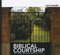 Biblical Courtship Volume 1 - CD