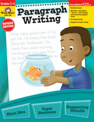 Paragraph Writing Grade 2-4