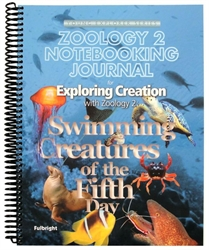 Exploring Creation With Zoology 2 - Notebooking Journal