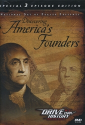 Drive Thru History: Discovering America's Founders DVD