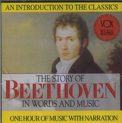 Story of Beethoven in Words and Music - CD