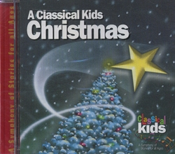 Classical Kids Christmas CD