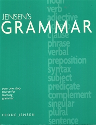 Jensen's Grammar - Text & Answer Key