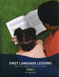 First Language Lessons Level 1