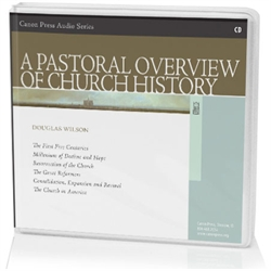 Pastoral Overview of Church History - CD