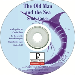 Old Man and the Sea - Progeny Press Study Guide CD