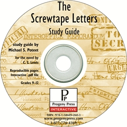 Screwtape Letters - Progeny Press Study Guide CD