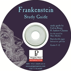 Frankenstein - Study Guide CD