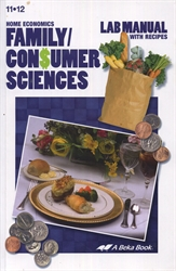 Family/Consumer Sciences - Lab Manual with Recipes