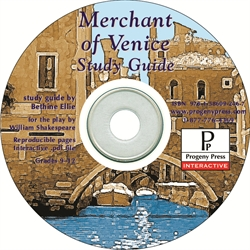 Merchant of Venice - Guide CD