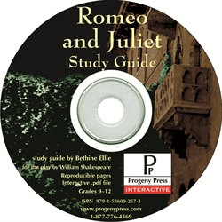 Romeo and Juliet - Guide CD