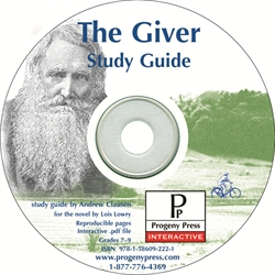 Giver - Study Guide CD