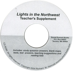 Lights in the Northwest - Teacher's Supplement CD-ROM