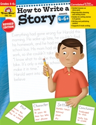 How to Write a Story Grades 4-6