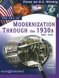 Era of Modernization Through the 1930s