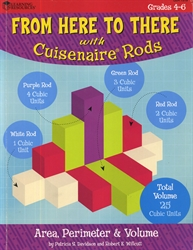 From Here to There with Cuisenaire Rods
