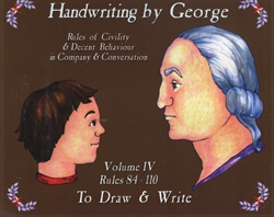 Handwriting by George Volume 4
