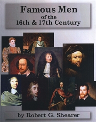 Famous Men of the 16th & 17th Century
