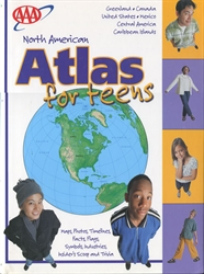 North American Atlas for Teens