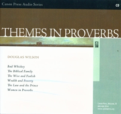 Themes in Proverbs - CD
