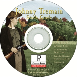 Johnny Tremain - Guide CD
