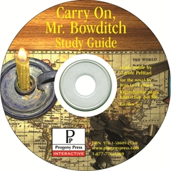 Carry On, Mr. Bowditch - Study Guide CD