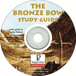 Bronze Bow - Study Guide CD