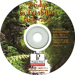 Bridge to Terabithia - Study Guide CD