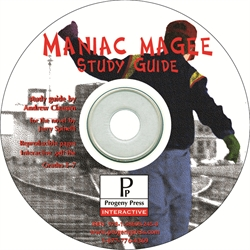 Maniac Magee - Guide CD