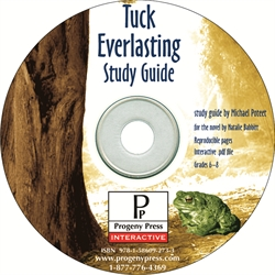 Tuck Everlasting - Progeny Press Study Guide CD