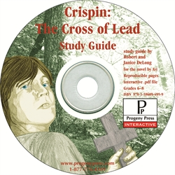 Crispin: The Cross of Lead - Study Guide CD