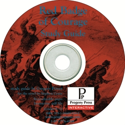 Red Badge of Courage - Progeny Press Study Guide CD