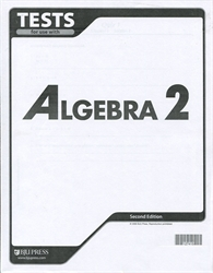 Algebra 2 - Tests (old)