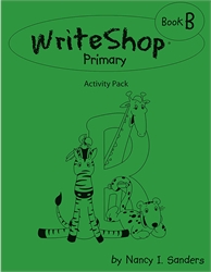 WriteShop Primary Book B - Activity Set Worksheet Pack