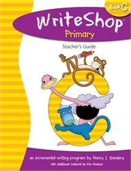 WriteShop Primary Book C - Teacher's Guide