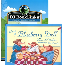 Once in Blueberry Dell - BookLinks Teaching Guide and Book Set
