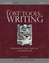 Lost Tools of Writing Level 1 - Teacher's Guide (old)