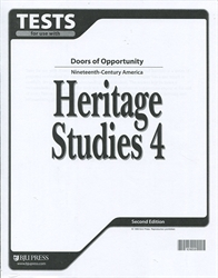 Heritage Studies 4 - Tests (old)