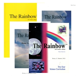 Rainbow Science - First Year Book Set