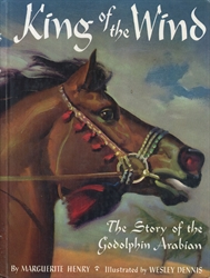 King of the Wind (pictorial hardcover)