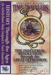 Time Travelers: Industrial Revolution - CD-ROM