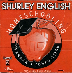 Shurley English Level 2 - Practice CDs
