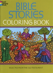 Bible Stories - Coloring Book