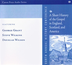 Short History of the Gospel in England, Scotland, and America - CD