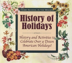 History of Holidays - Activity Study on CD