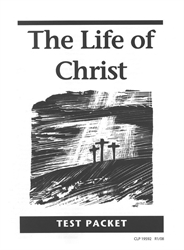 Life of Christ - Tests
