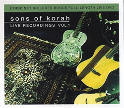 Sons of Korah - Live Recordings Vol. 1