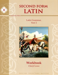 Second Form Latin - Student Workbook
